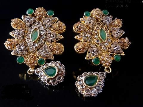 Earrings er-417